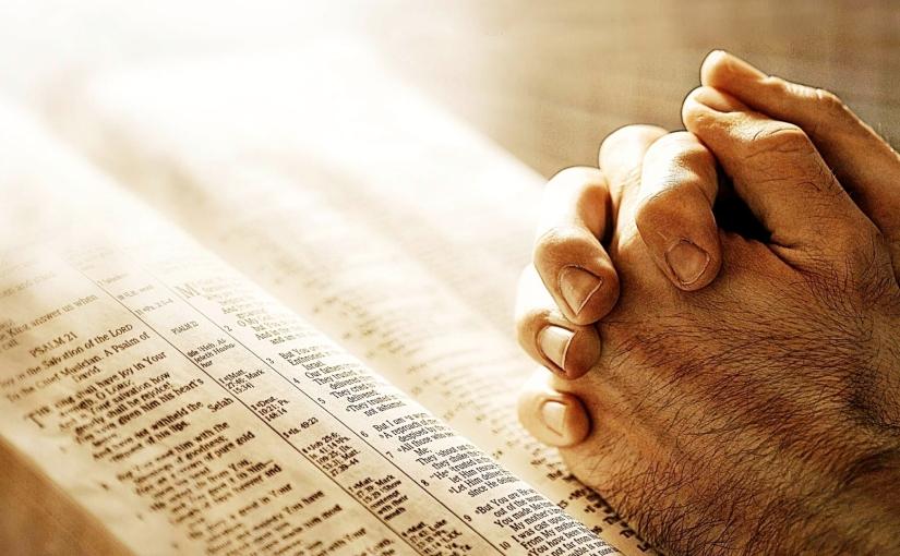 Pray in the RightAttitude